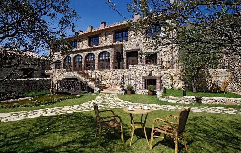 Hotel Rural Los Ánades, naturaleza máxima muy cerca de Madrid