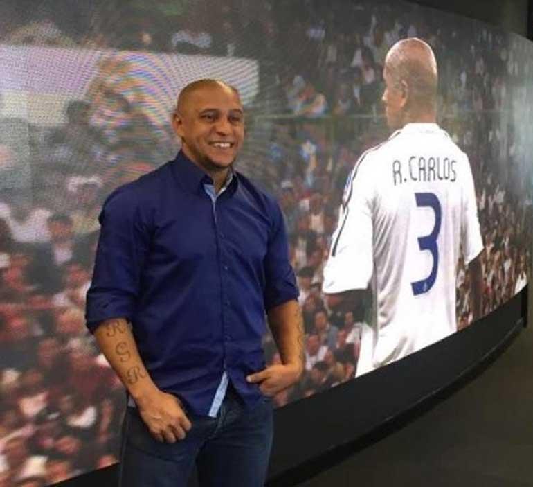 Roberto Carlos Real Madrid