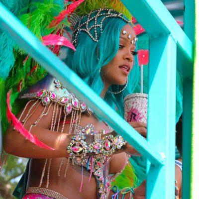 Rihanna en Barbados