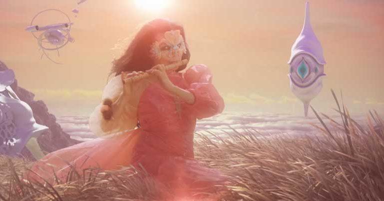 Björk, 'The Gate'