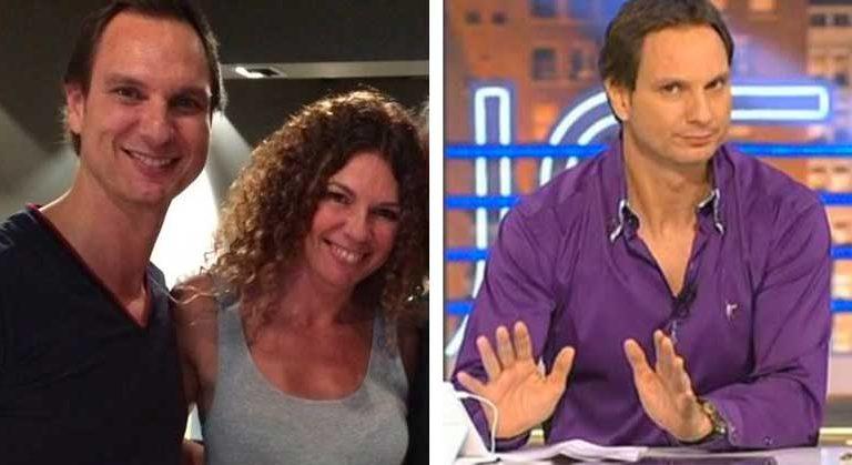 Javier Cárdenas y Angie Cárdenas