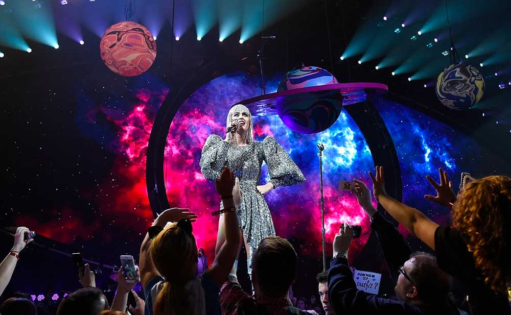 Katy Perry 'Witness: The Tour'
