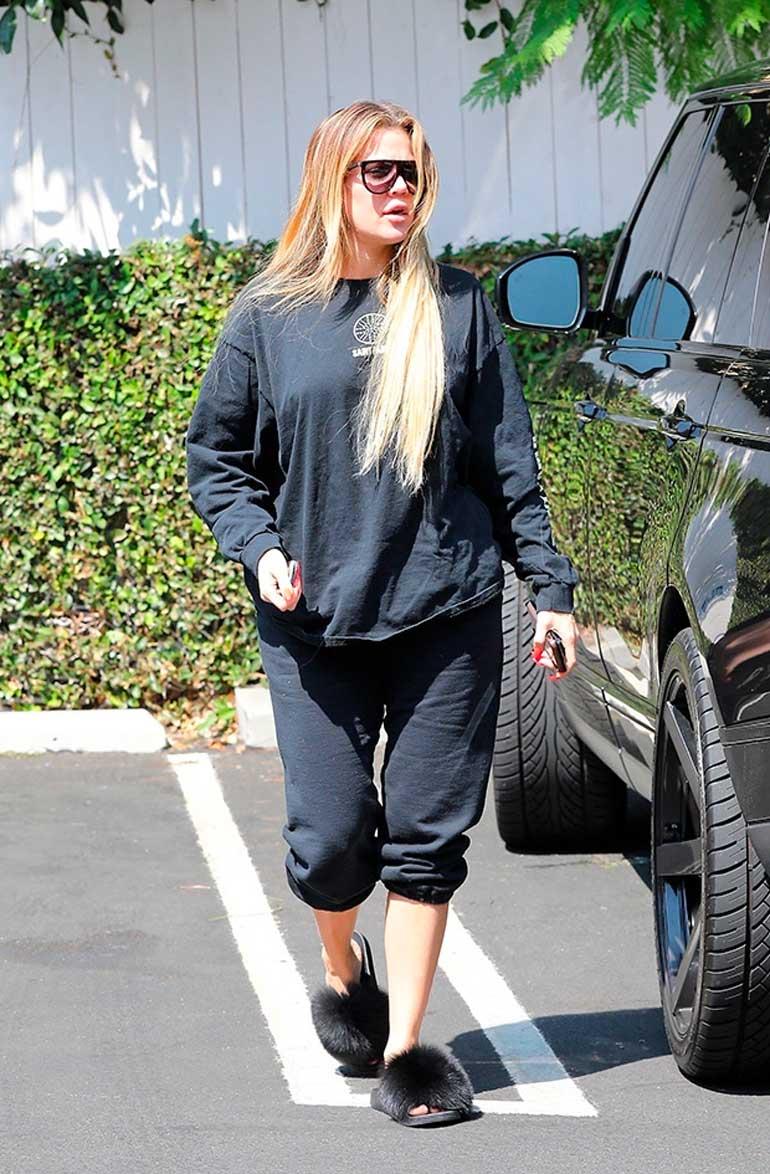 Khloe Kardashian Dice Por Qu U00e9 Parece U0026quot M U00e1s Gorda U0026quot AMENzing