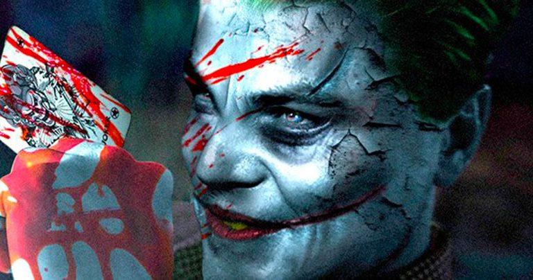 Leo DiCaprio Joker
