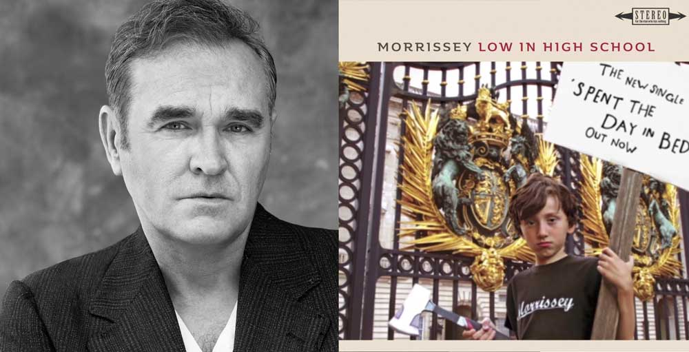 Morrissey - 'Spent The Day In Bed'