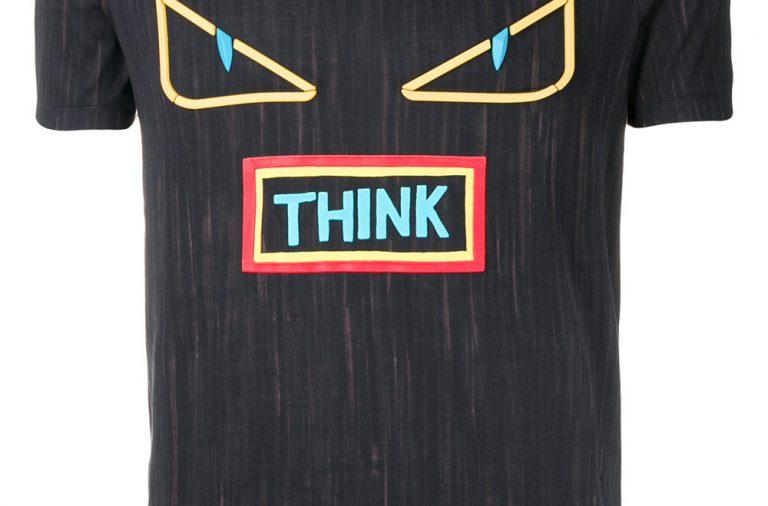 Camiseta de Fendi