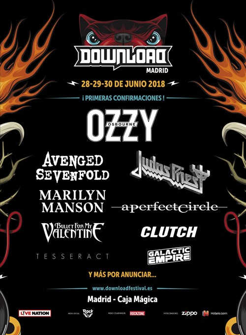 entradas Download Festival Madrid