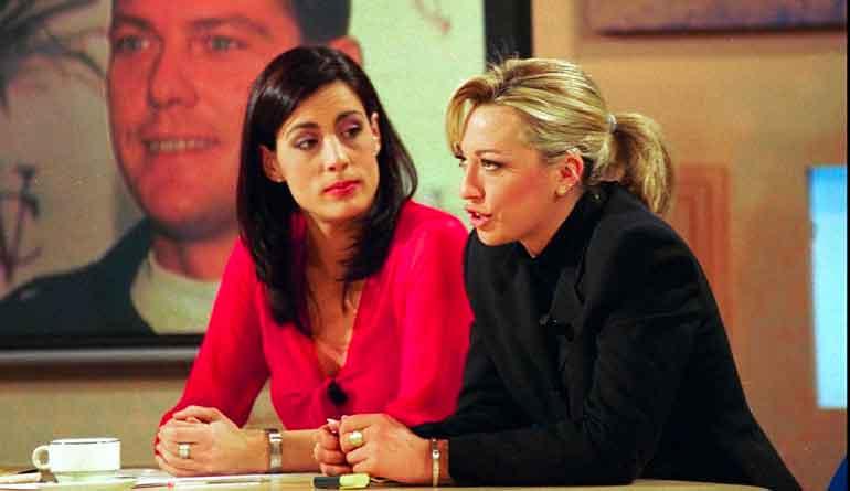 Alicia Senovilla y Belén Esteban