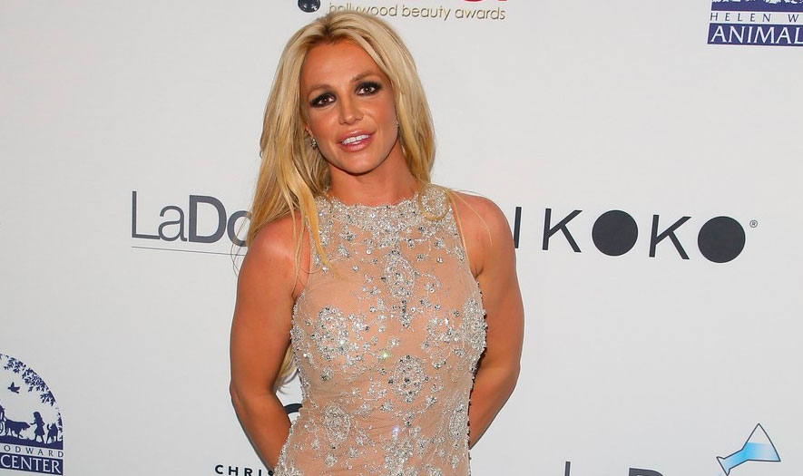 Britney Spears Hollywood Beauty Awards 2018