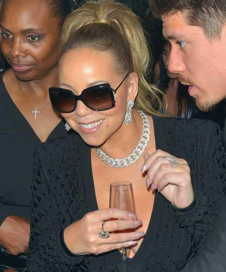 Mariah Carey 2018 Bryan Tanaka