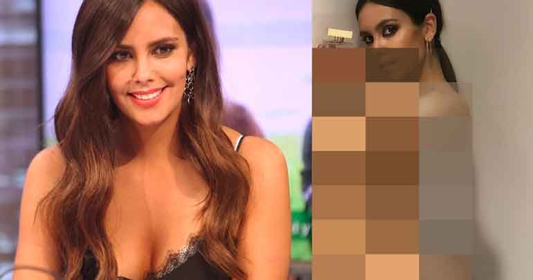 Cristina Pedroche Desnuda Archivos Amenzing