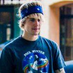 Justin Bieber en el gimnasio