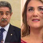 Carlota Corredera y Miguel Ángel Revilla