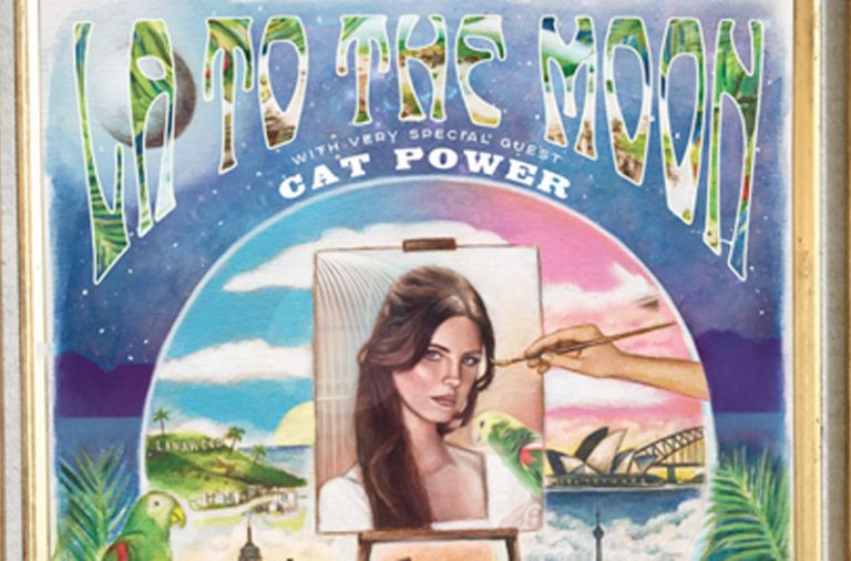 Lana del Rey Cat Power