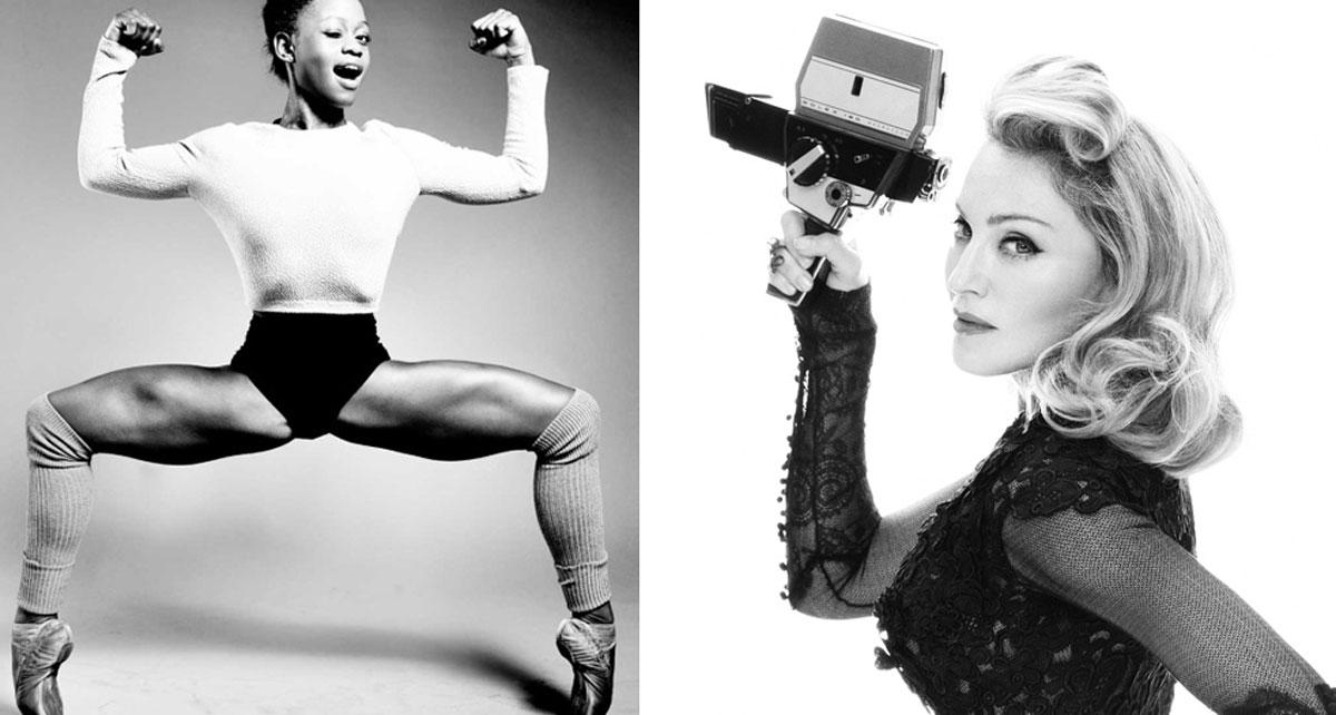 Madonna Michaela DePrince