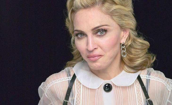 Nuevo disco de Madonna