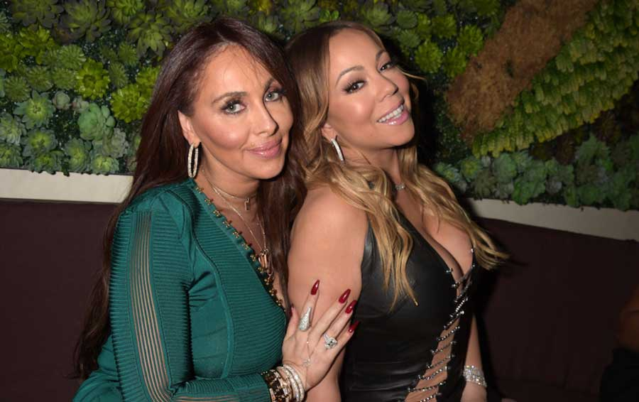 Mariah Carey abuso sexual