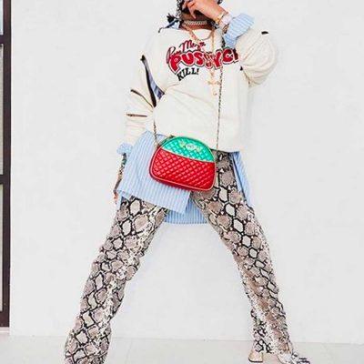 Rihanna Coachella 2018