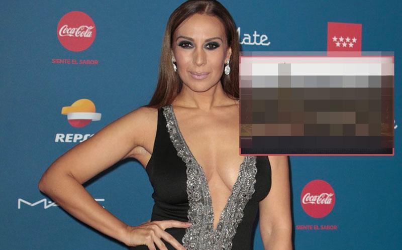 Mónica Naranjo Desnuda En Su Piscina Amenzing