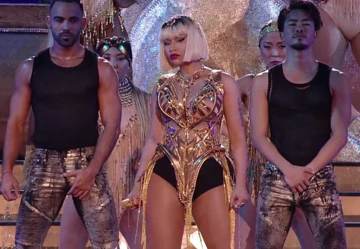 Nicki Minaj VMAs 2018
