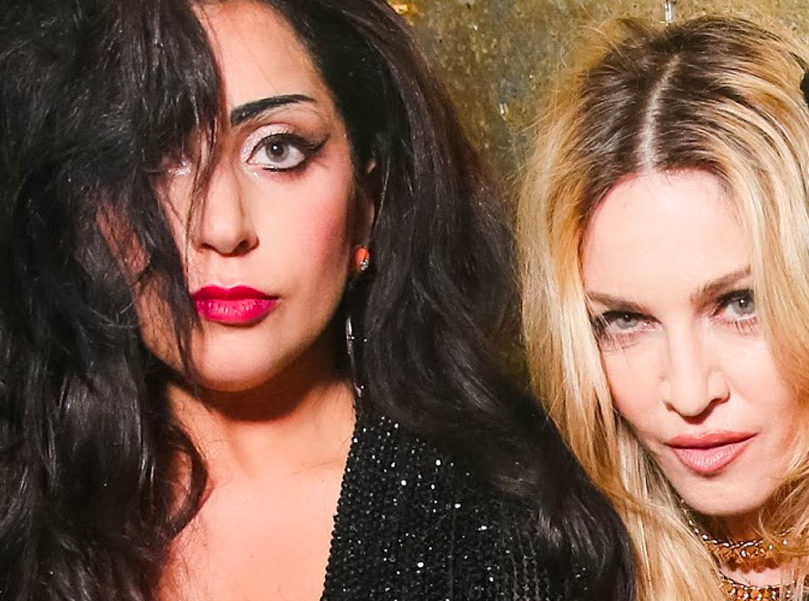 Madonna Lady Gaga 2019 Polydor