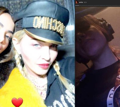 Madonna Anitta Maluma Magic Batuka