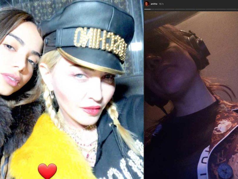 Madonna Anitta Maluma Magic Batuka