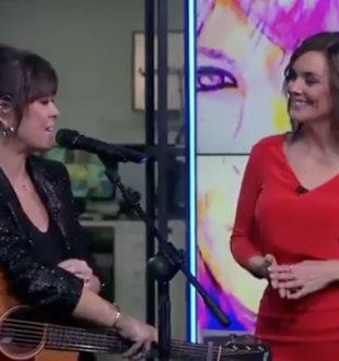 Vanesa Martín y Mónica Carrillo