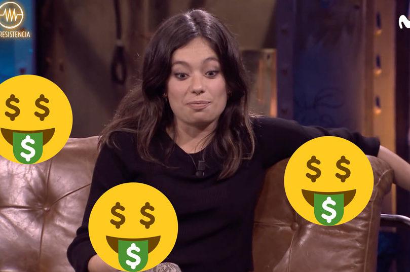 Cuánto dinero tiene Anna Castillo