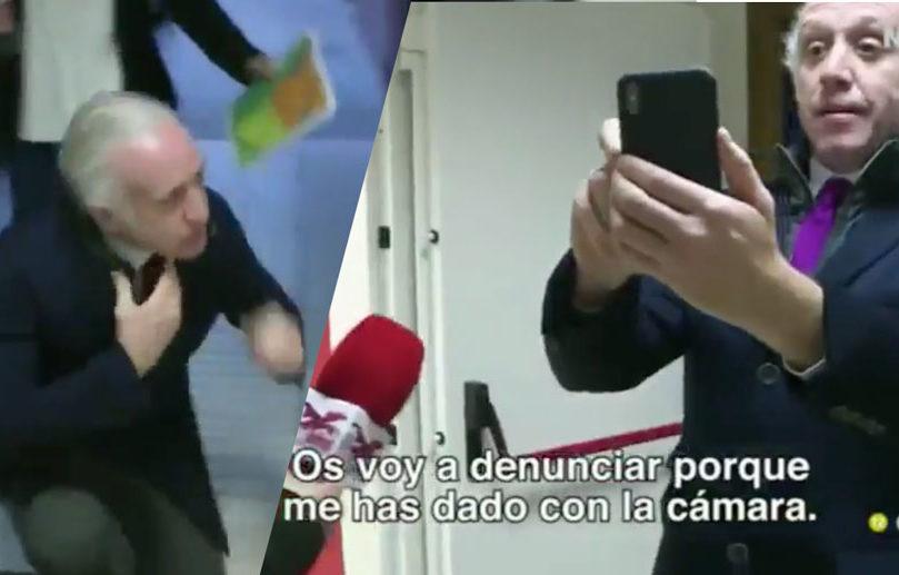 Caída Eduardo Inda Risto Mejide