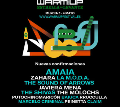 Cartel Warm Up Estrella de Levante 2019