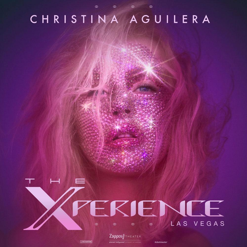 Christina Aguilera The Experience Las Vegas