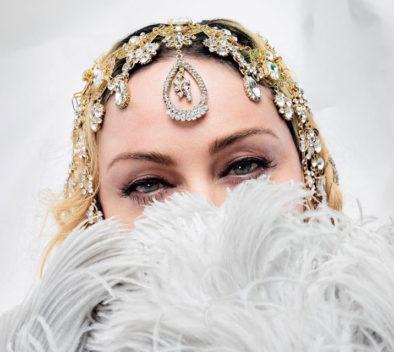 Madonna y Diana Kunst