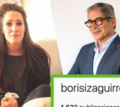 Malú y Boris Izaguirre