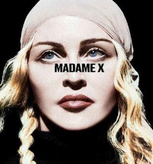 Madonna portada Madame X