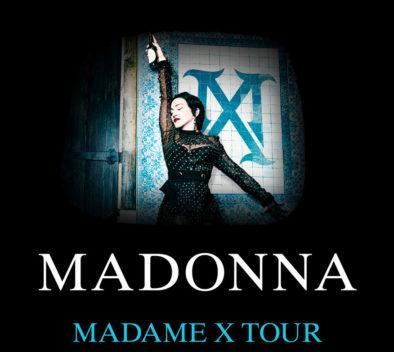 Madame X Tour 2019