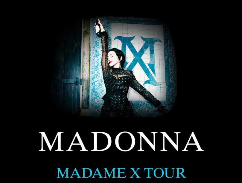 Resultado de imagen para madame x tour