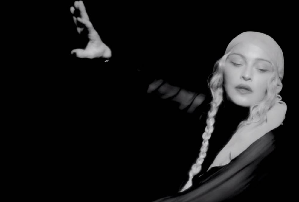 Madonna I Rise