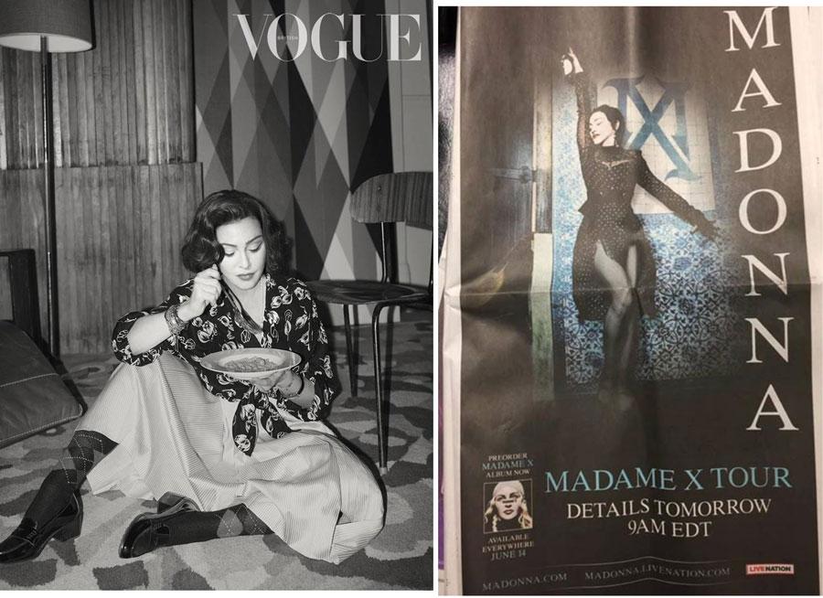 Madonna Madame X Tour
