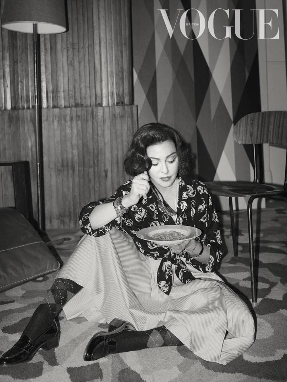 Madonna Vogue UK 2019