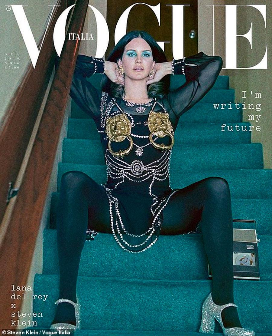 Lana Del Rey Vogue Italia Steven Klein
