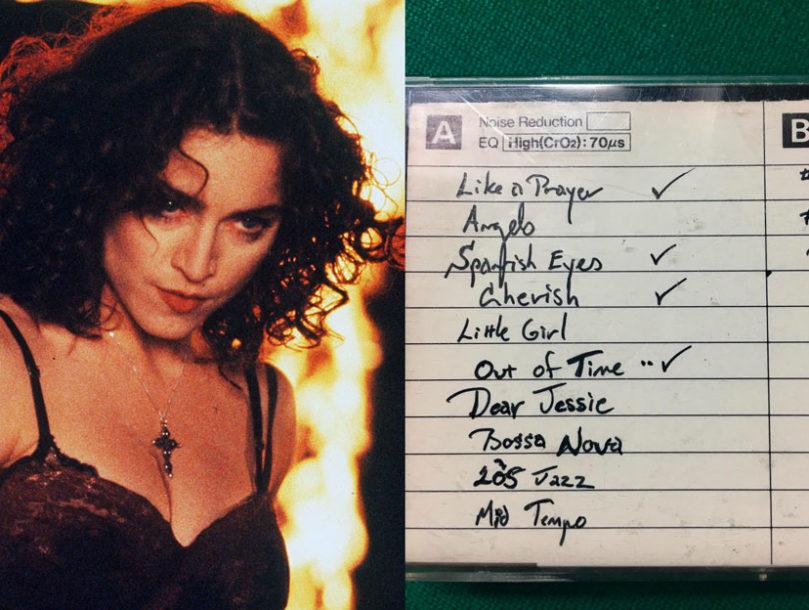 Madonna Like a Prayer Demos