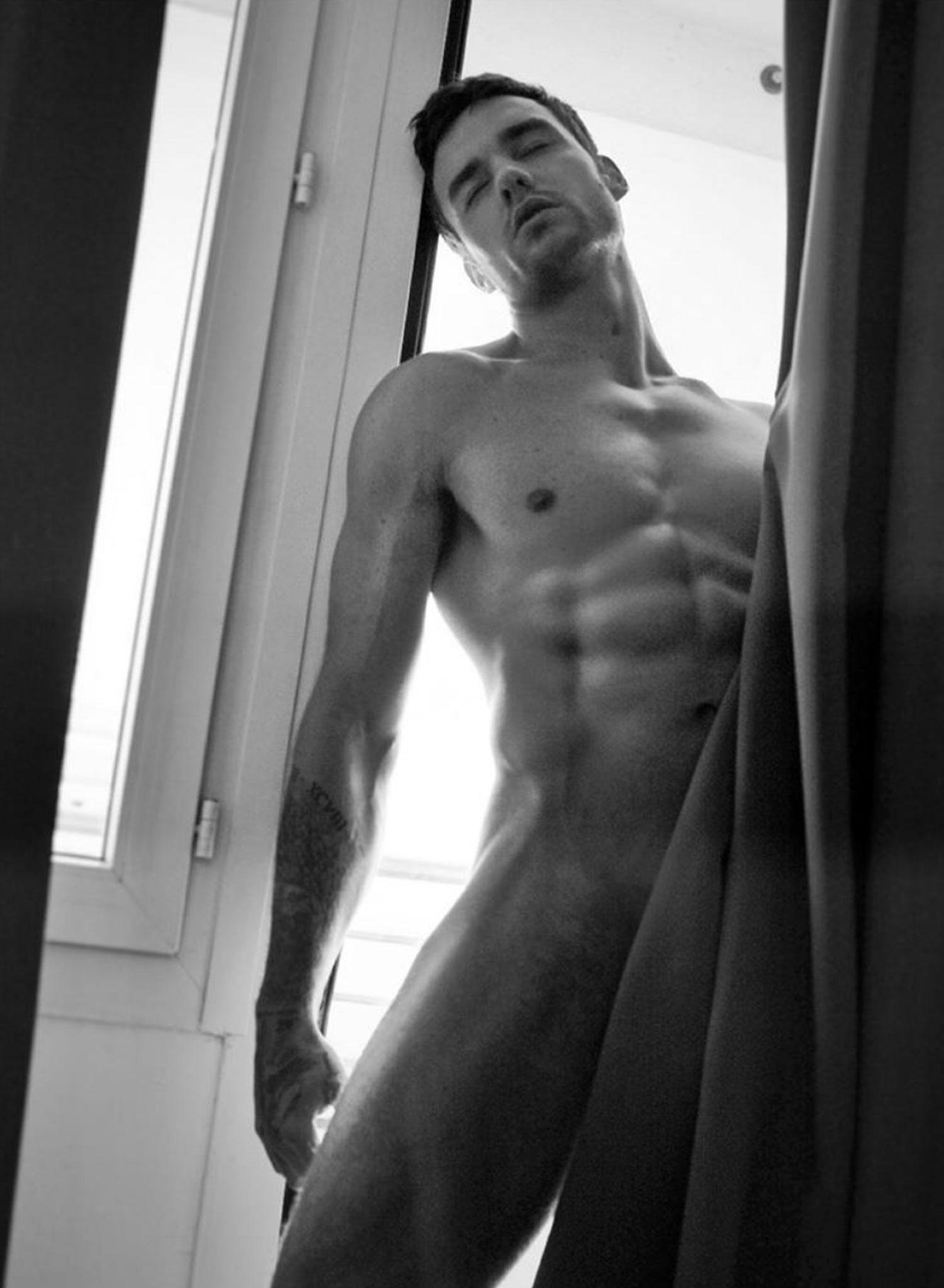 Liam Payne Desnudo