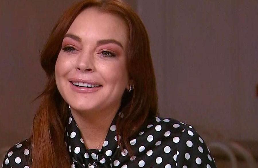 Lindsay Lohan Xanax