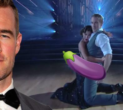 James Van Der Beek Dancing With The Stars