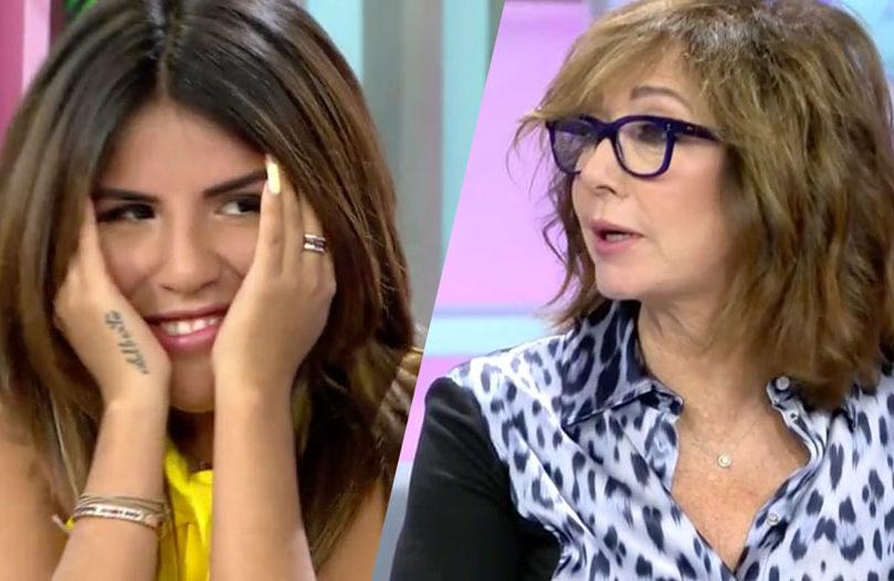 Isa P en Ana Rosa