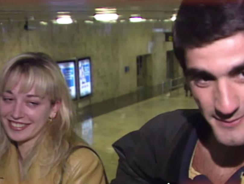 Belén Esteban primera vez en televisión