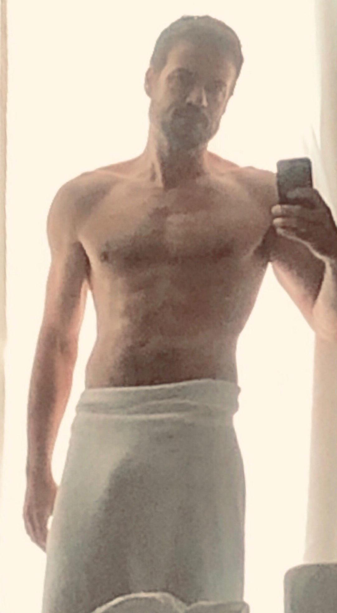 Daniel Grao toalla