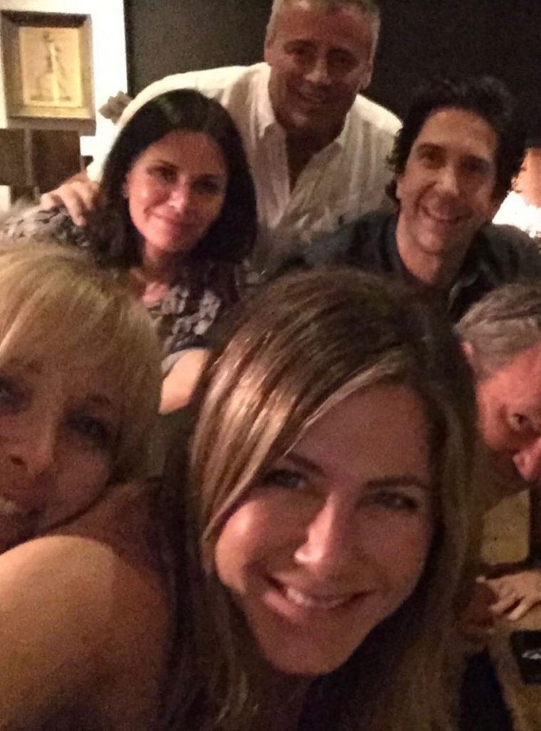 Friends reunidos