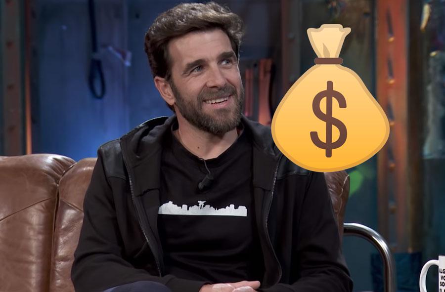Cuánto dinero tiene Gonzo